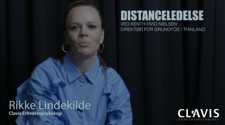 Distanceledelse - samtale mellem Rikke Lindekilde og Kenth Hvid Nielsen